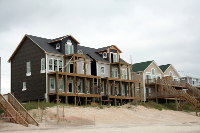 beach home reconstruction